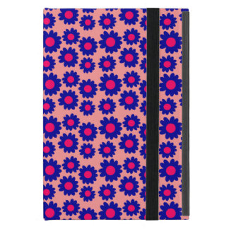 Customizable Groovy Flowers Cover For iPad Mini