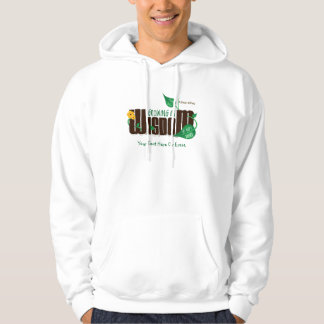 Customizable Growing in Wisdom Hoodie