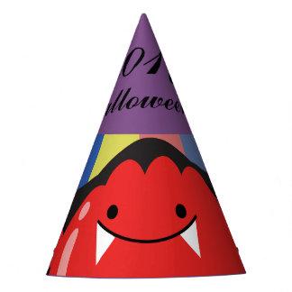 Customizable Halloween - Cute Mochi Friends Party Hat