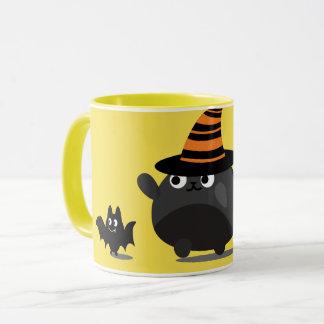 Customizable Halloween - Mochi Mummy Leader Mug
