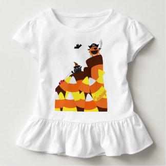 Customizable Halloween - Pirate Courage Toddler T-Shirt