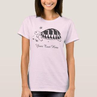 Customizable Hermann's Tortoise Shirt