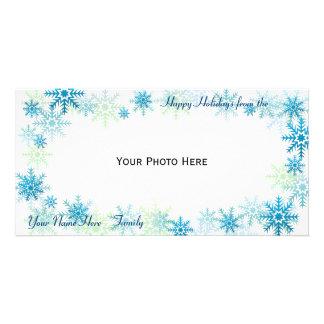 Customizable Holiday Photo Card - #2