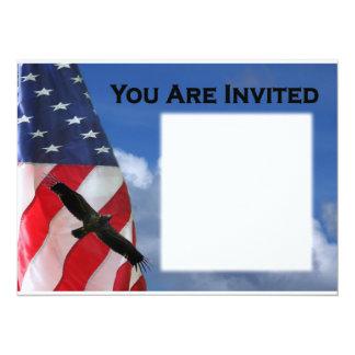 customizable homecoming invitaton 14 cm x 19 cm invitation card