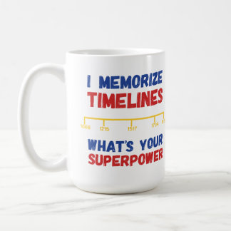 CUSTOMIZABLE Homeschool Superhero Coffee Mug