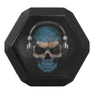 Customizable Honduras Dj Skull with Headphones Black Boombot Rex Bluetooth Speaker