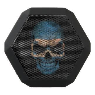 Customizable Honduras Flag Skull Black Boombot Rex Bluetooth Speaker