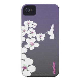 Customizable: Hummingbird iPhone 4 Cases