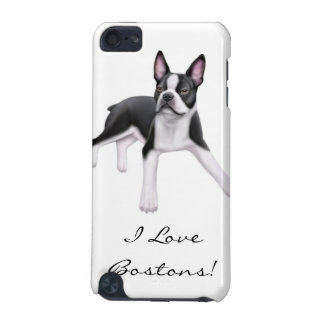 Customizable I Love Boston Terrier Dogs Speck Case