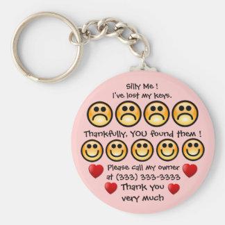Customizable I ve Lost My Keys Keychain