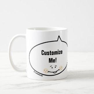 Customizable iamQuotes Coffee Mug