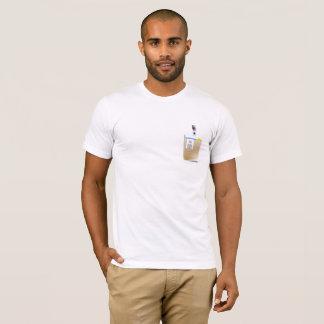 Customizable ID badge T-Shirt