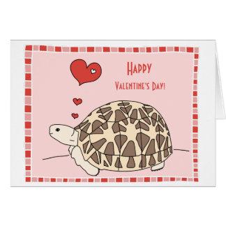 Customizable Indian / Sri Star Tortoise Card