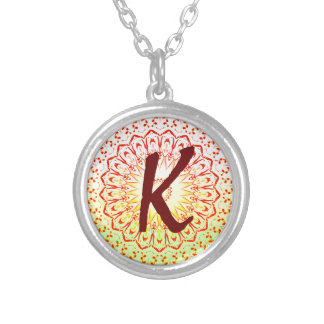 Customizable Initial Necklace