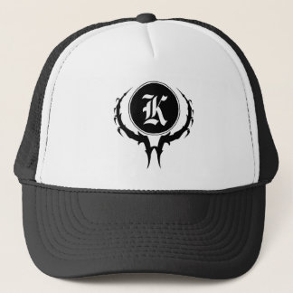 Customizable Initial Trucker Hat