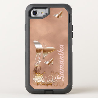 Customizable iPhone Defender series phone case