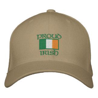 Customizable Irish Flag Hats