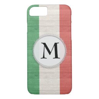 Customizable Italian Flag Case