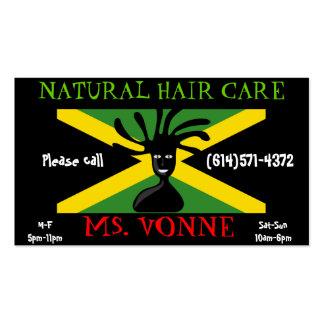 Customizable Jamaica Flag Business Card