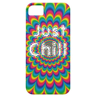 Customizable Just Chill Psych iPhone case