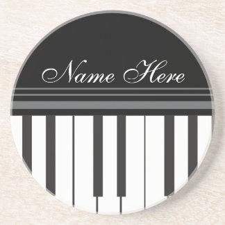 Customizable Keyboard Coaster