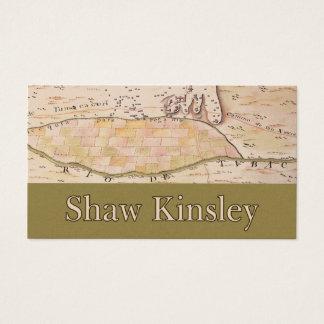 Customizable Kinsley Biz Card