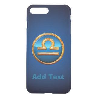 Customizable Libra Symbol iPhone 7 Plus Case