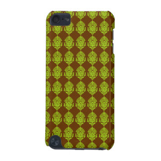 Customizable Lime India Block Print iPod Touch 5G Cover