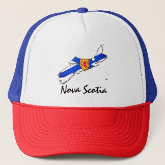 Customizable Love  Nova Scotia Canada hat