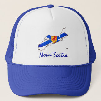 Customizable Love  Nova Scotia Canada hat