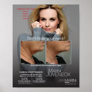 Customizable Marini Juveneck Poster