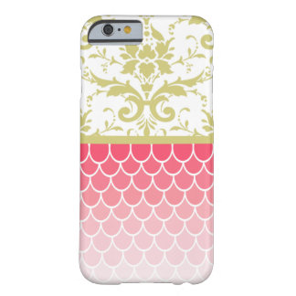 Customizable Mermaid Princess Barely There iPhone 6 Case