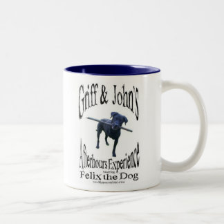 Customizable Mug- 4 styles, 6 colors Two-Tone Coffee Mug
