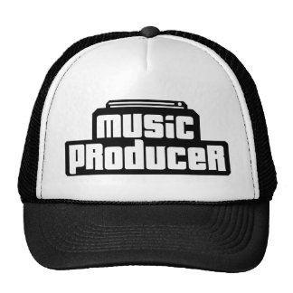 Customizable Music Producer Cap