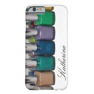 Customizable Nail Polish Barely There iPhone 6 Case