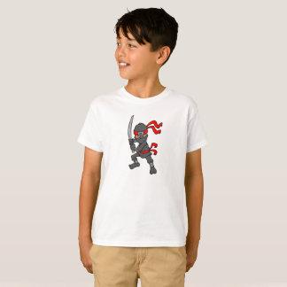 Customizable Ninja Design T-Shirt