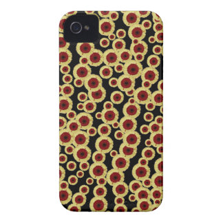 Customizable Novelty Gerber Daisies iPhone 4 Cases