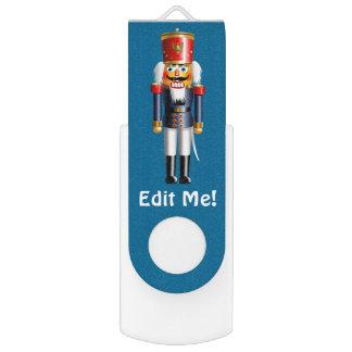 Customizable Nutcracker USB Flash Drive