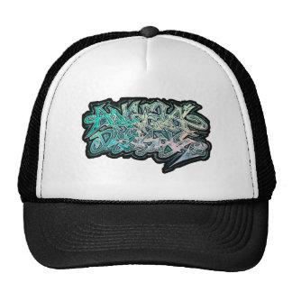 Customizable Off the Wall Graffitti Hat
