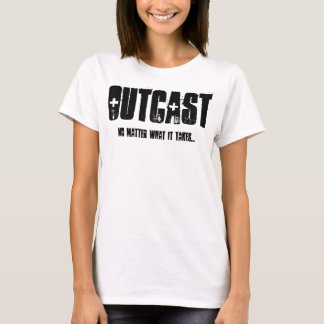 Customizable Outcast T-shirt