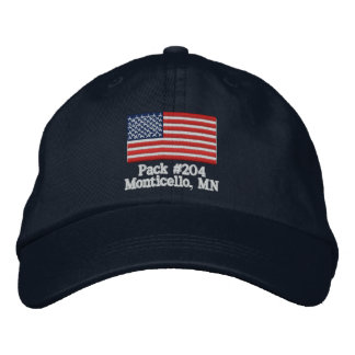 Customizable Pack Hat