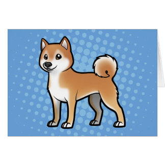 Customizable Pet Card