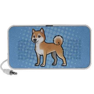 Customizable Pet iPod Speakers