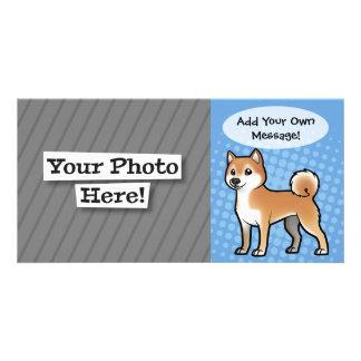 Customizable Pet Photo Card Template
