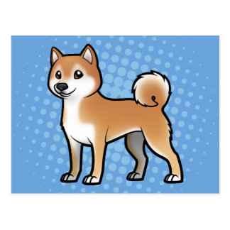 Customizable Pet Postcard
