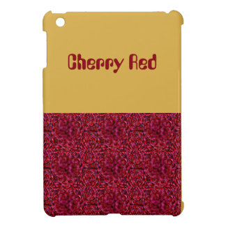 customizable Phone case Cherry Red iPad Mini Cover