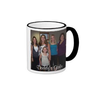 Customizable Photo Mug! Ringer Mug