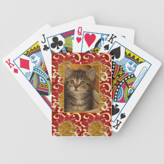Customizable Photo Playing Card Deck Bicycle Playing Cards
