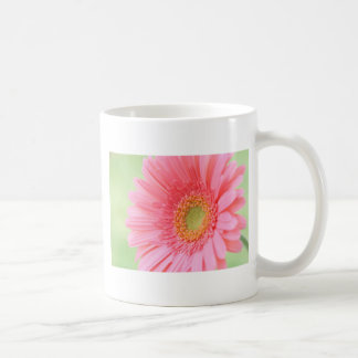 Customizable Pink Gerber Daisy Coffee Mug