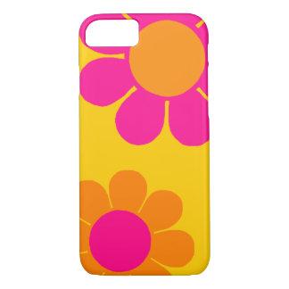 Customizable Pop Flower Power iPhone 7 Case